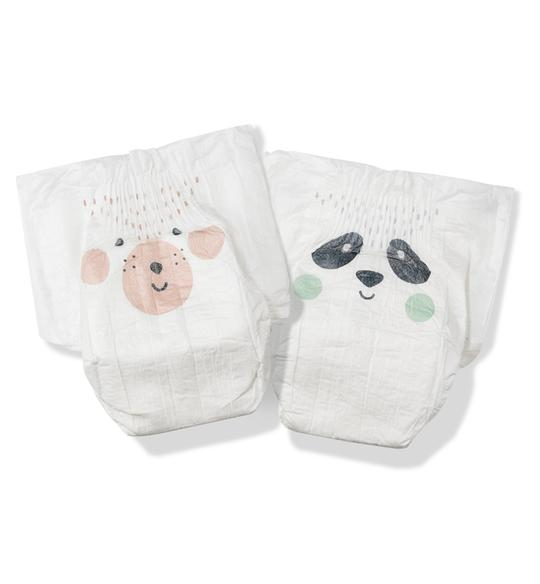 Kit & Kin - Eco Windeln Gr. 1 (2-6kg)