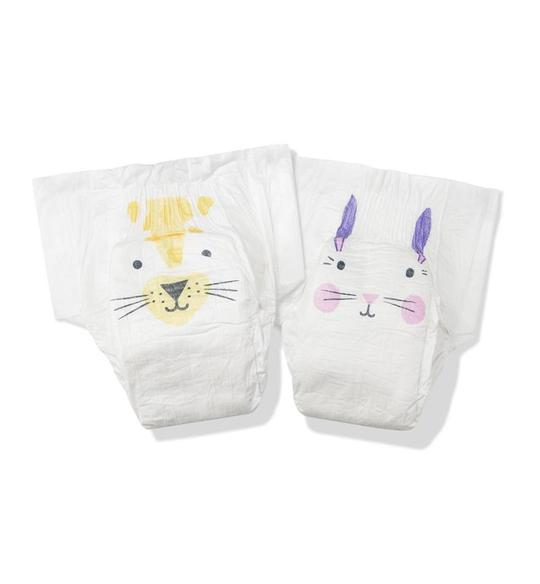 Kit & Kin - Eco Windeln Gr. 2 (5-8kg)