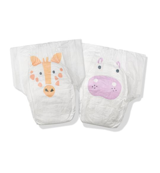 Kit & Kin - Eco Windeln Gr. 3 (7-13kg)