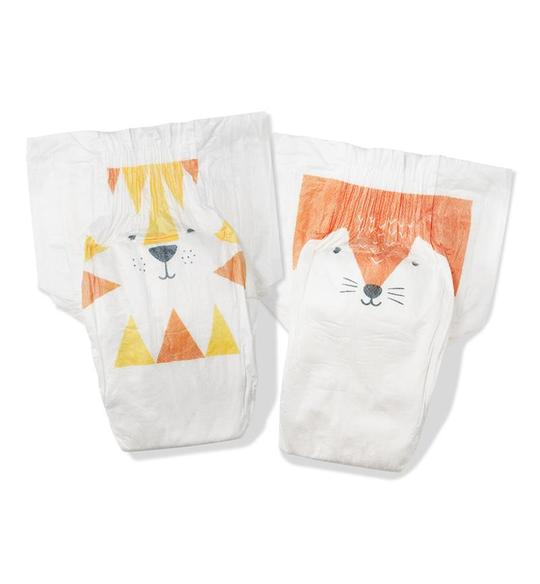 Kit & Kin - Eco Windeln Gr. 4 (10-17kg)