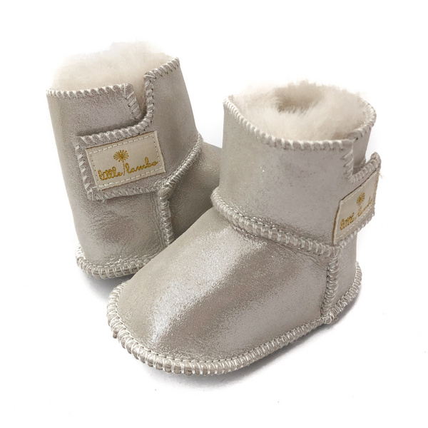 Snuggly Booties - Sparkle